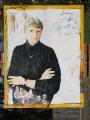 "Joy  Beardmore, ""Self Portrait-Loss"""