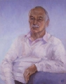 "Constance  Farquharson, ""Ronald Farquharson"" , Oil on canvas , 80 x 70 cm"