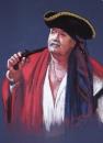 Pirate pastel