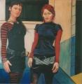 Lee Sisters  Lander,