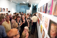 "\""Face OFF!\"" - MLC Gallery Sydney, March 2010."