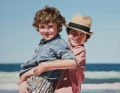 'Commissions of Joshy and Mikey', Oil on Canvas, 46cm x 35cm, 2012