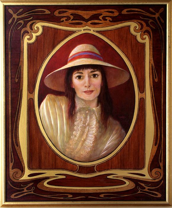 Oxley Kevin Portrait Artists Australia