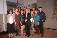 "\""Macquarie International PAA Exhibition\"", Australian Embassy, Washington D.C. April-May 2005"