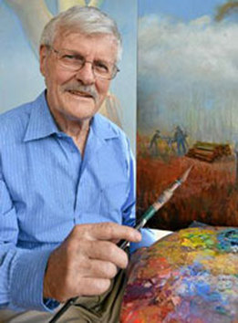 Kevin Oxley OAM