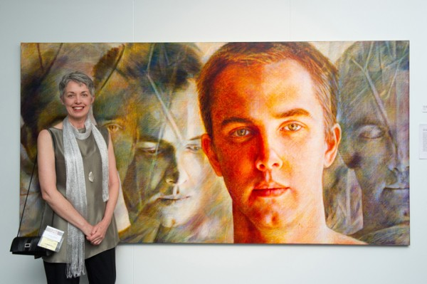 Jacquie Blight in Canberra 2012
