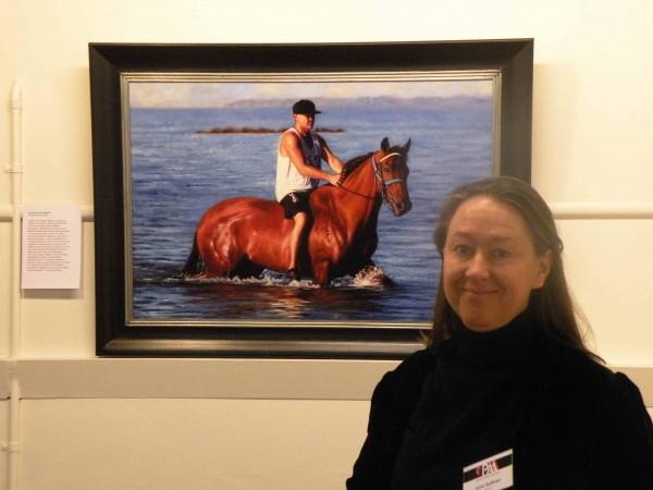 Vicki Sullivan VAS PAA exhibition 2014