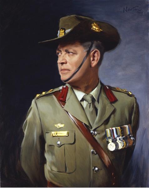 Brigadier Brian Pezzutti - 2003