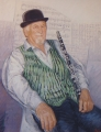 Bob Baird, Acker Bilk – Oil on Canvas 75x60
