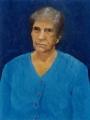 """Grace  Costanzo, \""""Vera\"""" , 1999 , Oil , 24"""" x 18"""""""