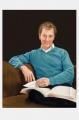 """Christopher Lawrence"". Oil on linen, 100 x 75 cm"
