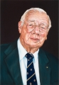 """Gerry McCafferty"".  Oil on linen, 56 x 39 cm"