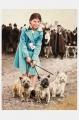 """The Dog Show"".  Oil on linen, 140 x 105 cm"