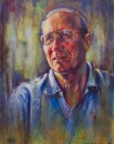 """""""Kors"""" ------- acrylic on canvas —approx 50 cm x 70cm"""
