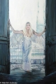 Blue Angel - 150 x 100 cm