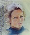 "Eva Suzanne  Herz-Murray, \""Pip\"" , Pastel"