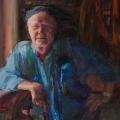 Michael Le Grand, Oil, detail copy