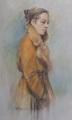 The New Coat: 670 x 430 Pastel