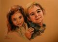 nafisa - children - pastel