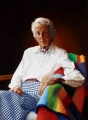 Ryan_Sally_Portrait of Dr Catherine Hamlin AC_Oil on Linen-sm