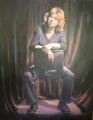 Raelene  Sharp, Self Portrait