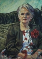 Kathy Smoker - 'Mary Lou Carter' (2013), pastel. 75x55cm