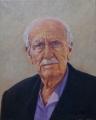 Greg Somers,  Arthur   Oil on canvas   46 cm x 31 cm