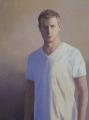 Joel     oil on canvas