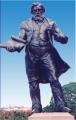 Sir Henry Parkes. Medium Bronze. Size is 2.4 metre