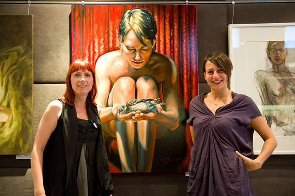 The Artists Muse - Arthouse Hotel, October 2010