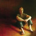 Bronwyn Woodley Graham, Steve Bisley Unplugged, Finalist Portia Geach National Portrait Award