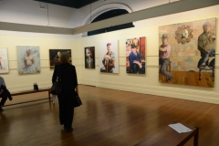""\""""All the World's a Stage"""" - at Victorian Art Society Nov 2011""240|160|?|en|2|e6a5b1009b4b6a68e367fb9713a9d44e|False|UNLIKELY|0.32215505838394165